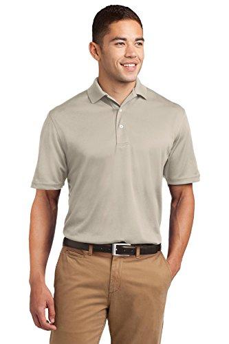 Sport Tek Tall Dri-Mesh Polo Shirt-3XLT (Sandstone)
