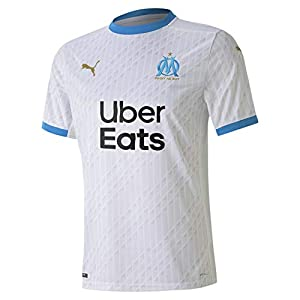 PUMA Om Home Shirt Replica with Sponsor T-Shirt Homme