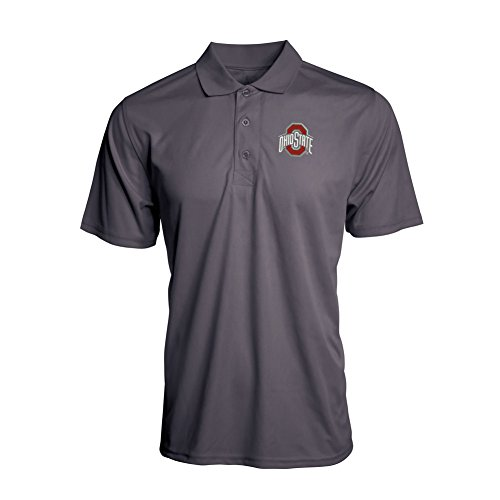 Ohio state buckeyes golf shirts for Ohio state golf shirt