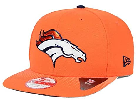 Amazon.com   New Era Denver Broncos Snapback Adjustable One Size ... b5bffca207
