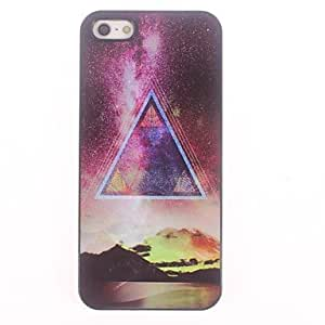 HP DFTriangle and Hill Design Aluminium Hard Case for iPhone 5/5S