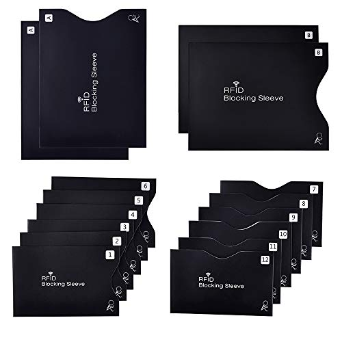 Top Card File Accessories