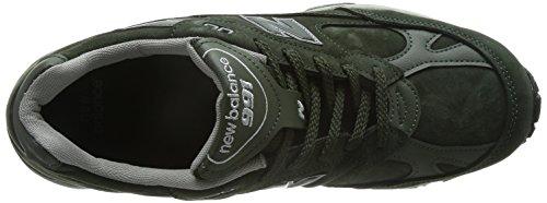 Herren Sneaker grau Grün New M991SDB Balance qxZg8H6w7