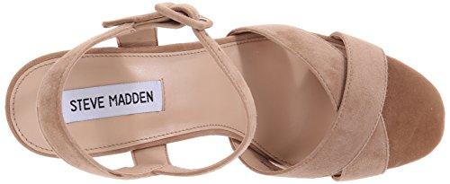 Steve Madden Tempest vestido de la sandalia Sand