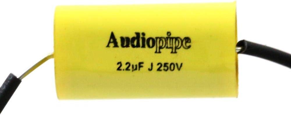1 Speaker 2 Inch Heavy Duty Titanium Super Tweeter 600 Watts ATR-4063C