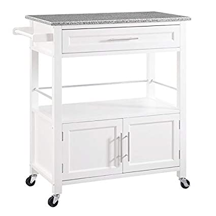 Merveilleux Image Unavailable. Image Not Available For. Color: Andover Mills Wooden Kitchen  Center Island With Granite Top ...