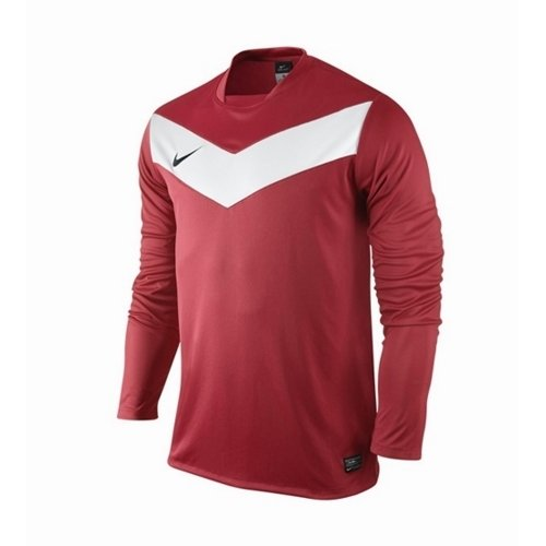 Nike LS Victory GD University–Camiseta Red/White/Black Talla:xx-large
