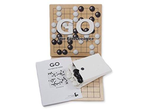 Go-Spiel: 9x9-Anfänger-Set