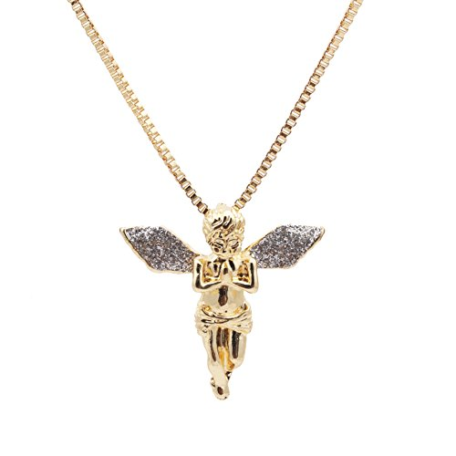 Baby Angel Pendant - 3