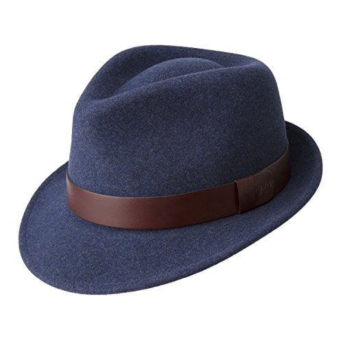 Bailey 7012 Mens Yates Hat, Denim Mix-S (Denim Mix)