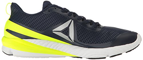 Reebok Yellow Running Men's Navy White Sweet Solar Black Collegiate Silver Shoe RD OSR rfrqZz