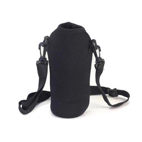 Hochwertige Outdoor- Wasserflasche 750ML Isolierte Tragetasche