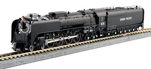 Kato USA Model Train Products Union Pacific FEF-3 Steam Locomotive Freight Version #838 Train