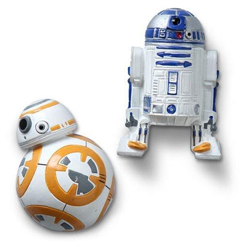 Star Wars Droid Magnet Set
