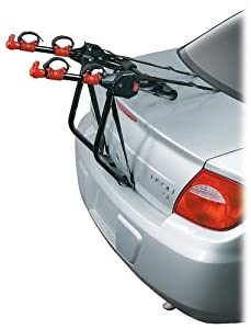 Amazon Com Bell Double Back Two Bike Trunk Rack Automotive