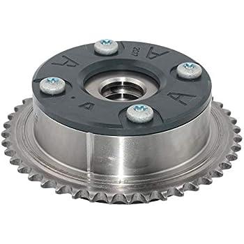 Ensun Exhaust Engine Variable Camshaft Timing Cam Phaser VCT VVTi Actuator Timing Sprocket fits Mercedes-Benz M271 W203 C230 2003-2005 1.8L Kompressor