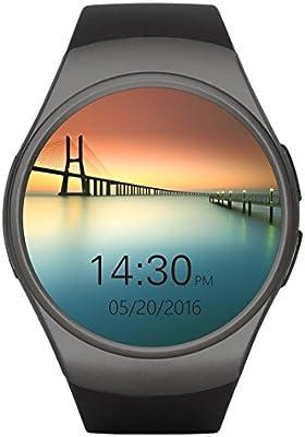 Amazon.com: Bluetooth Smart Watch Phone King-WEAR KW18 ...