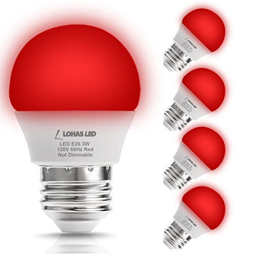 Red Led Light Frequency