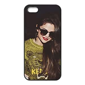 Custom Personalized Selena Gomez Back Cover Case TPU for iphone5,5S JN5S-939 by Maris's Diary