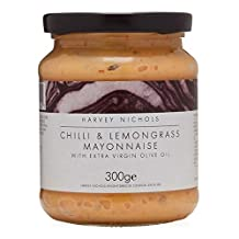 6X Harvey Nichols Chilli & Lemongrass Mayonnaise 300g