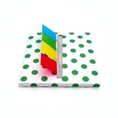 Redi-Tag Designer Desk Dispenser Page Flags
