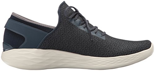 You navy Femme Skechers Bleu Basses baskets inspire AdxqZB4