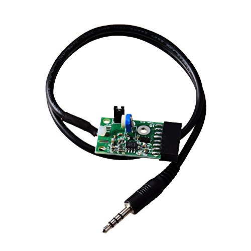 Gam3Gear 46-GM 40cm GM Plug 16 Pin Plug Repeater Controller Cable for Surecom System to Motorala GM-300 GM-3188 Mobile RadioWalkie Talkie (Cdm Series Mobiles)
