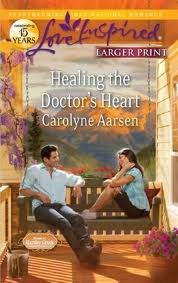 book cover of Healing the Doctor\'s Heart
