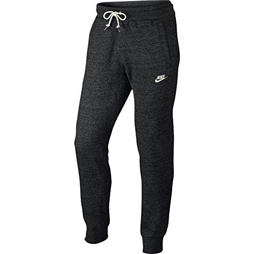 Nike Mens Sportswear Legacy Jogger Sweatpants Black Heather/Sail 805150-032 Size X-Large
