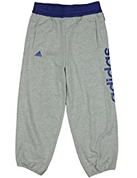 Adidas Youth Big Girls Boyfriend Fleece Capri Pants