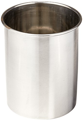 TableCraft Products HU2 Utensil Holder, Stainless Steel Brushed by Tablecraft (Image #1)