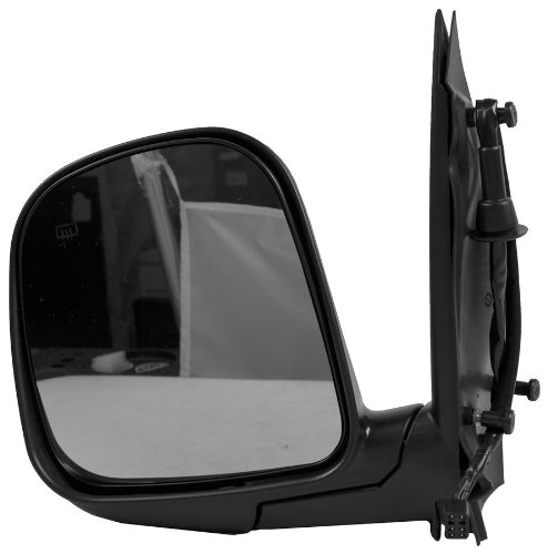 OE Replacement Chevrolet Van/GMC Savana Driver Side Mirror Outside Rear View (Partslink Number GM1320228)