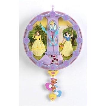 028418 Princess Wall Clock