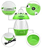 AOWOTO Inhaler Electronic Mosquito Killer Lamp Eco-Friendly Baby Photocatalyst for Home Indoor Repellent Trap Bug Zapper Pest Fly Swatter Insect Control