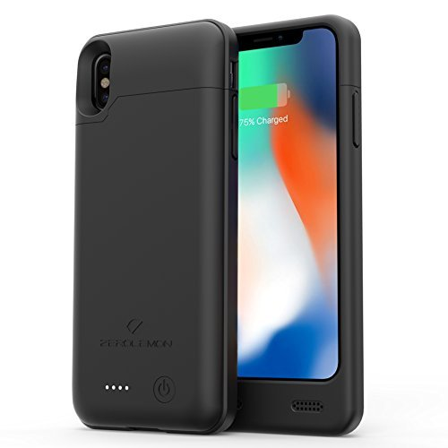 Funda Con Bateria de 4000mah para Apple Iphone X/Xs ZEROLEMON [0CXZI7EG]