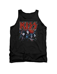 Kiss Kings Mens Tank Top Shirt