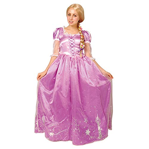 Rapunzel Costume Teenager (Disney Tangled Costume - Rapunzel Costume - Teen/Women's STD Size)
