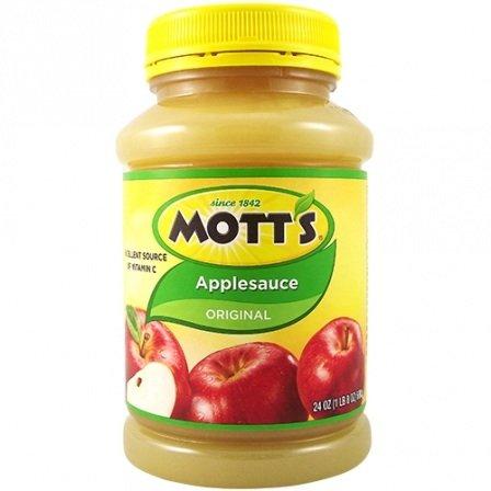 (Moths Applesauce Original 24oz)