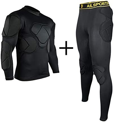 TOPWISE Padded Basketball Compression Training product image