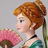 Jim Shore for Enesco Disney Showcase Anna Couture
