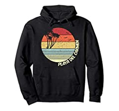 This Playa del Carmen Mexico hoodie is perfect for people who love surfing and swimming on the beach watching perfect sunsets! Get this Playa del Carmen Mexico hoodie today! Makes a great souvenir from Playa del Carmen Mexico and anyone who e...