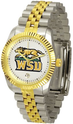 SunTime Wright State Raiders Executive Men's Watch (Raiders Executive Watch)