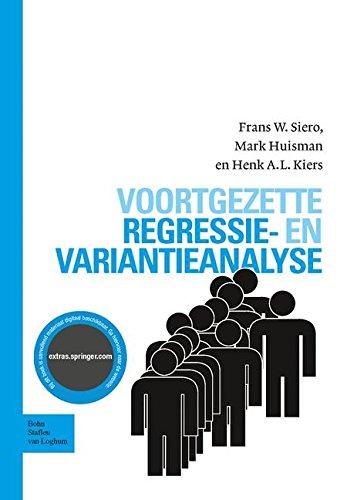 Voortgezette regressie- en variantieanalyse (Dutch Edition) pdf