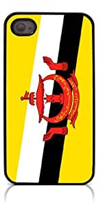 HeartCase Hard For Ipod Touch 5 Case Cover (Flag of Brunei )