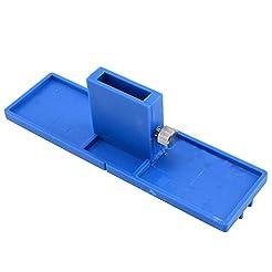 Drill Punch Locator, Adjustable Drill Gu...