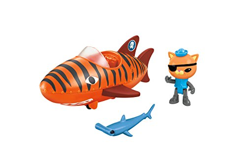 Fisher-Price Octonauts Talking Tiger Shark Gup-B ()