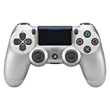 PlayStation Controler DualShock4, Silver - PlayStation 4 Standard Edition