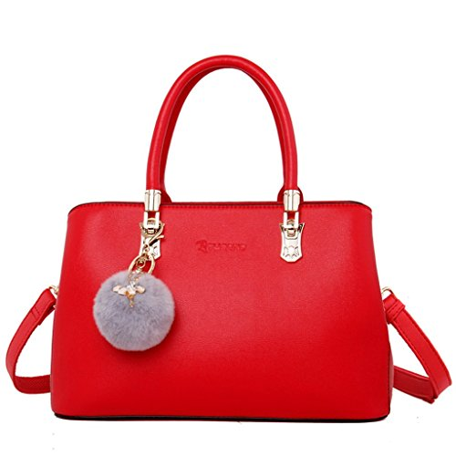 Shoulder Messenger Ms JIUTE Fashion D Color Shoulder Style Messenger Bag C Handbag qwIwHEd