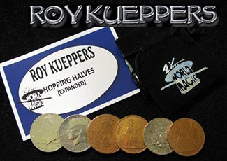 Hopping Halves - Expanded - Roy Kueppers