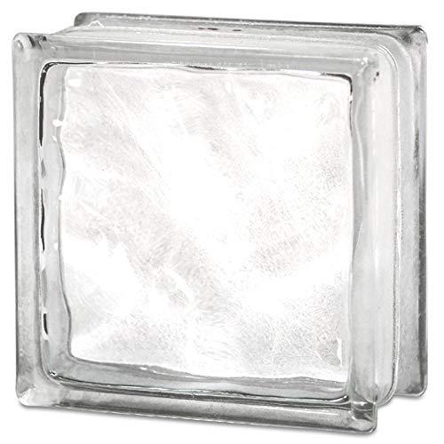 -  8 x 8 x 4 Decora LX Glass Block